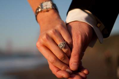 Engagement Hands